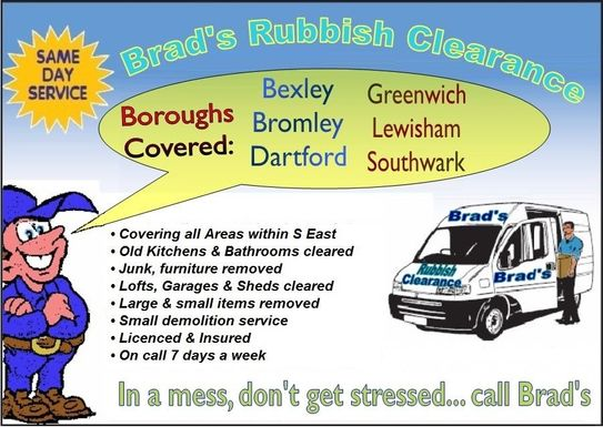 Rubbish Removal Bexley